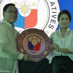 LOLYPOP TOOK OATH AS CONGRESSWOMAN, DEDICATES WIN TO GRANDPA AND PA