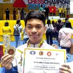 Velarde brings home ASEAN Age Group Chess gold.