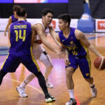 Pogoy named bubble Player of the Week